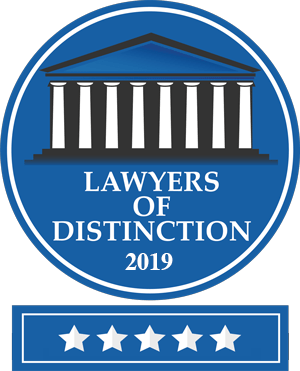 Logo: Lawyers of Distinction