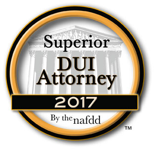 National Advocacy for DUI Defense (NAFDD) Superior DUI Attorney
